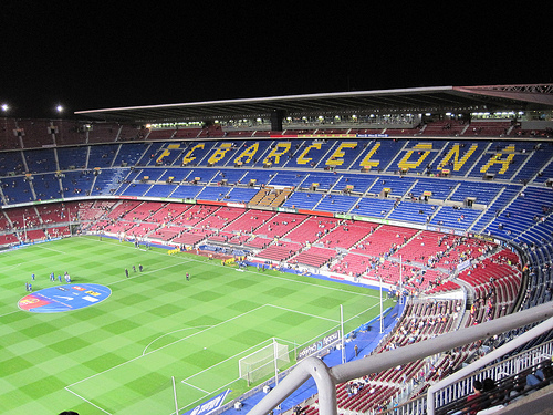 Photo of Camp Nou, Barcelona