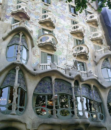 Photo of Casa Batlló, Passeig de Gràcia, Barcelona