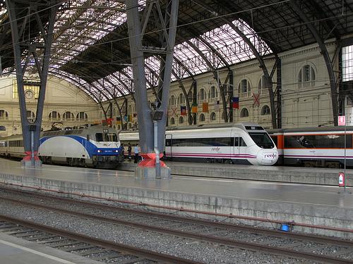 Photo of Franca Railway Station in Barcelona, Spain