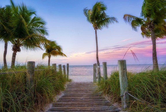 Key West Sunrise, Florida