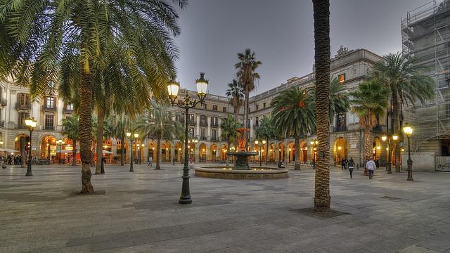 Photo of Plaça Reial, Barcelona