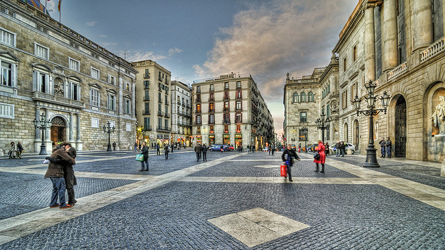 Photo of Plaça de Sant Jaume, Barcelona