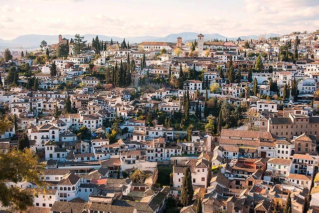 Albayzín, Granada, Andalusia