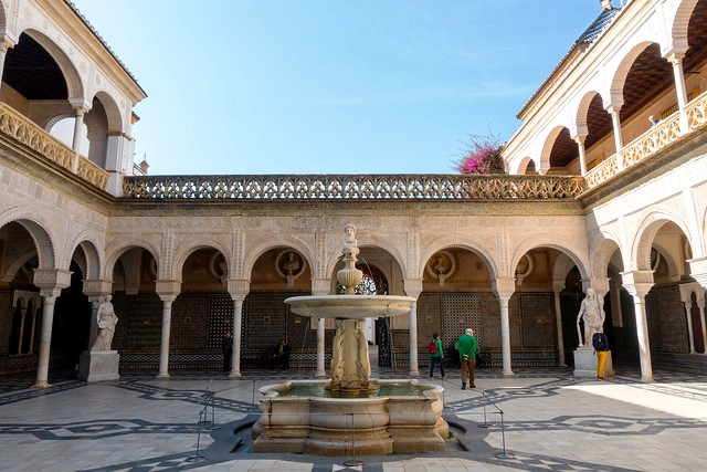 Casa de Pilatos, Sevilla, Andalusia