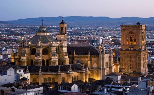 Cathedral, Granada, Andalusia