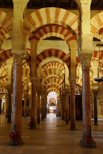 Mezquita, Córdoba, Andalusia