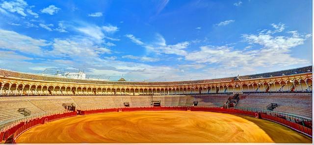 Plaza de Toros de la Real Maestranza, Sevilla, Andalusia