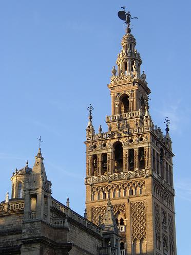 Photo of La Giralda in Sevilla, Spain