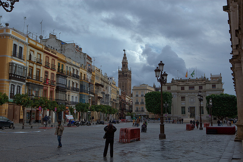 Photo of Sevilla in Winter