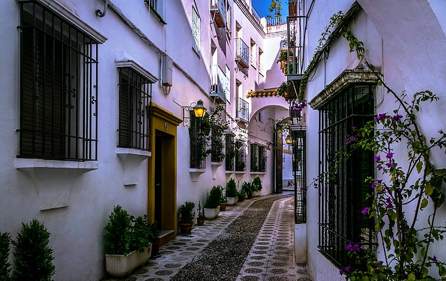 Visiting The Juderìa, The Jewish Quarter, Córdoba, Andalusia