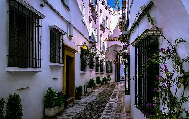 Visiting The Juderìa, The Jewish Quarter, Córdoba, Andalusia