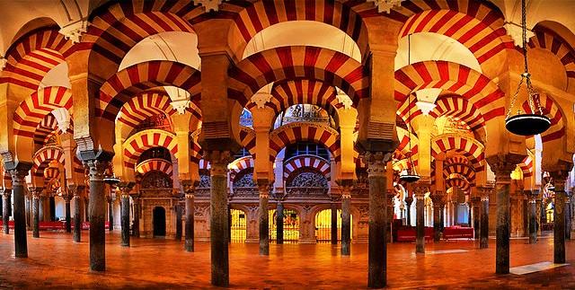 Visiting The Mezquita, Córdoba, Andalusia