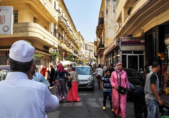 Exploring Tanger, Morocco