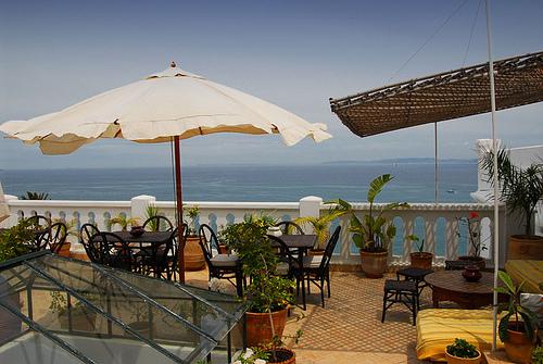 Seaview from the Terrace, La Tangerina