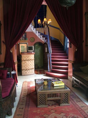 Hotel Central, Old Medina, Casablanca