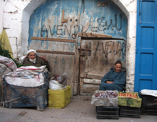 Photo of Essaouira Vendors