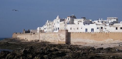 A Photo of Essaouira in Morocco