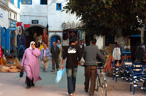 Photo of the Medina of Essaouira, Morocco