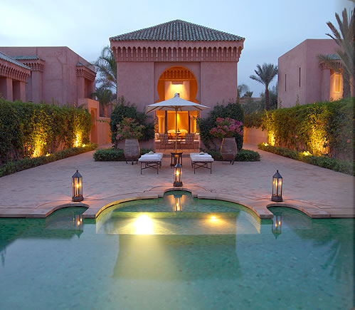Photo of Amanjena in Marrakech
