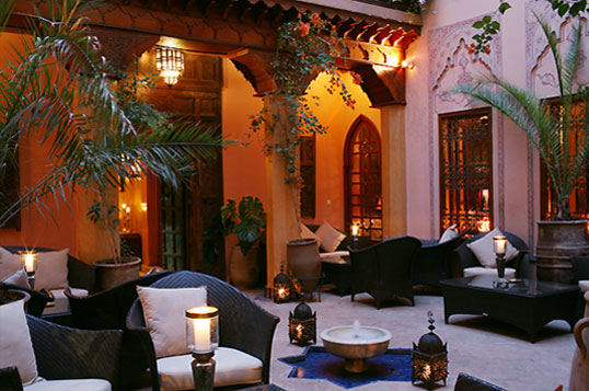 Photo of La Maison Arabe in Marrakech