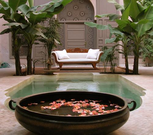 Riad Noir d'Ivoire, Bab Doukkala, Medina, Marrakech, Morocco