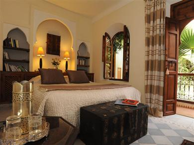 Photo of Riad Sable Chaud in Marrakech, Morocco