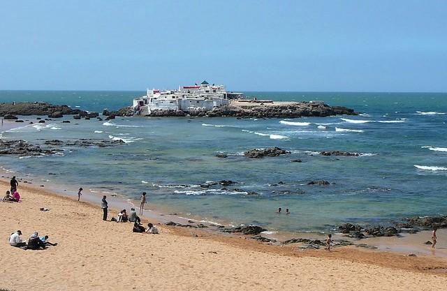 Mausolée Sidi Abderrahmane, Casablanca, Morocco