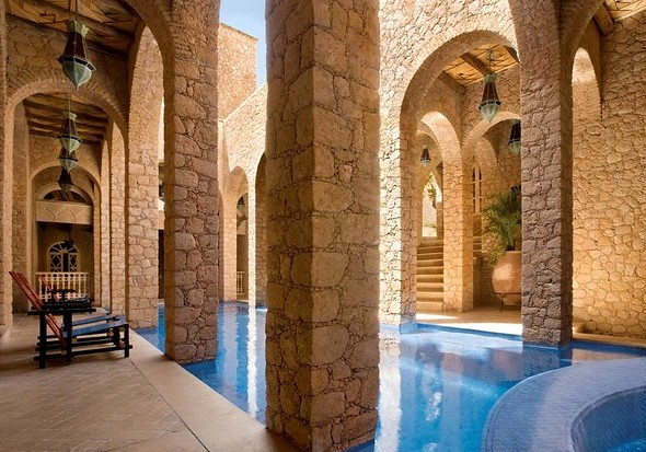 Hotel La Sultana, Oualidia, Morocco