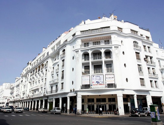 La Ville Nouvelle, Casablanca, Morocco