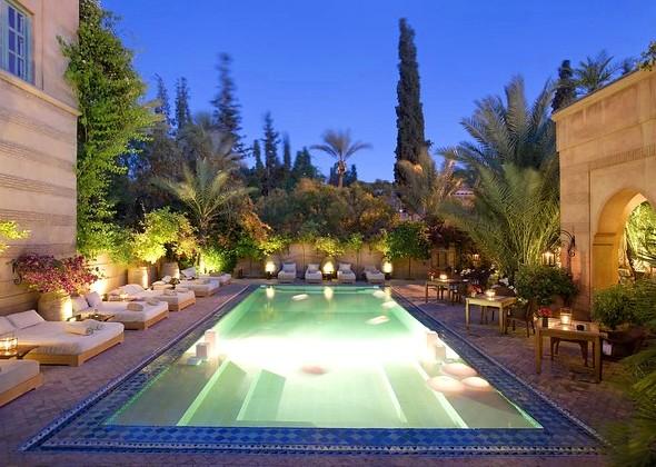 Dar Rhizlane, Palais Table d'hôtes & SPA, Hivernage, Marrakech, Morocco