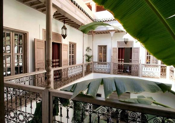 Riad Altair, Bab Doukkala, Medina, Marrakech, Morocco