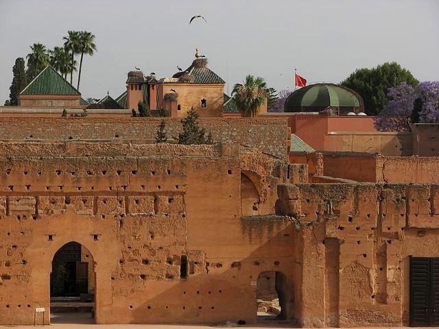 Palais de Bahia, Marrakech, Morocco