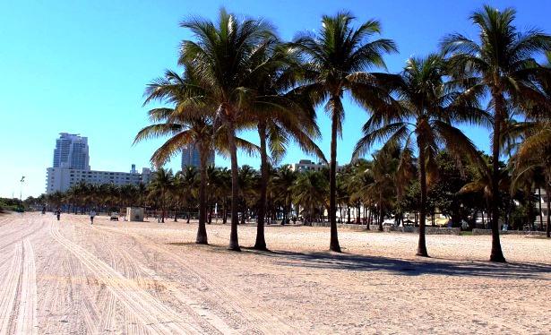 La Spiaggia a Miami Beach, Florida