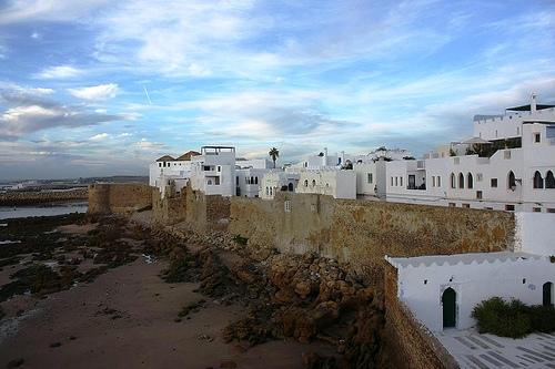 Asilah Medina, Morocco