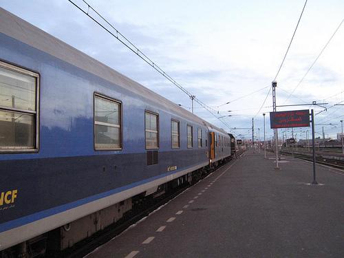 Casa Voyageurs, Casablanca Railway Station