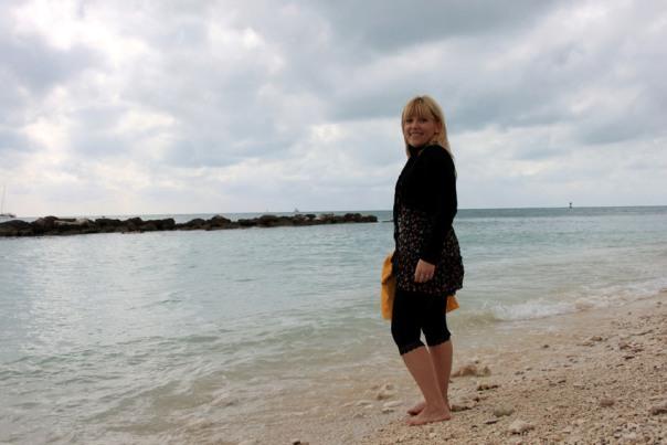 Spiaggia a Key West, Florida