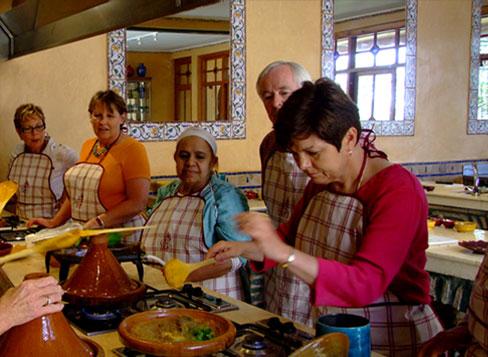 Les Ateliers De Cuisine, La Maison Arabe, Marrakech