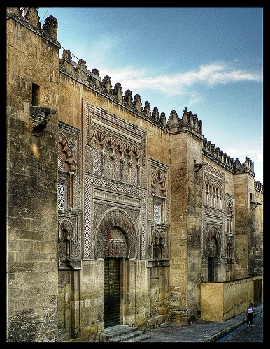 Photo of the Mezquita in  Córdoba, Spain