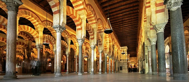 Photo of the Mezquita, Cordoba, Spain