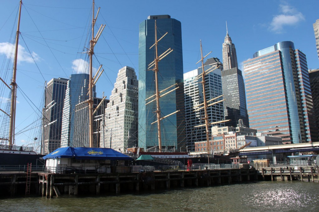 Seaport Museum, New York