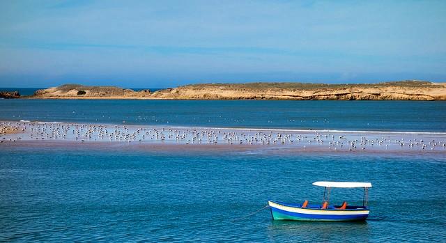 The Lagoon, Oualidia, Morocco