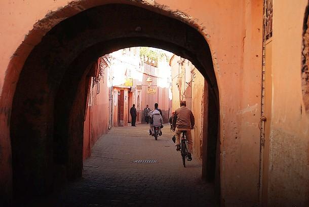 The Medina, Marrakech, Morocco