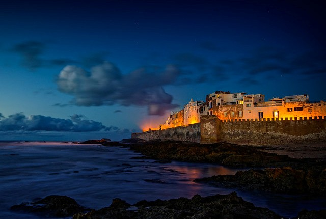 Essaouira in the Evening, Morocco
