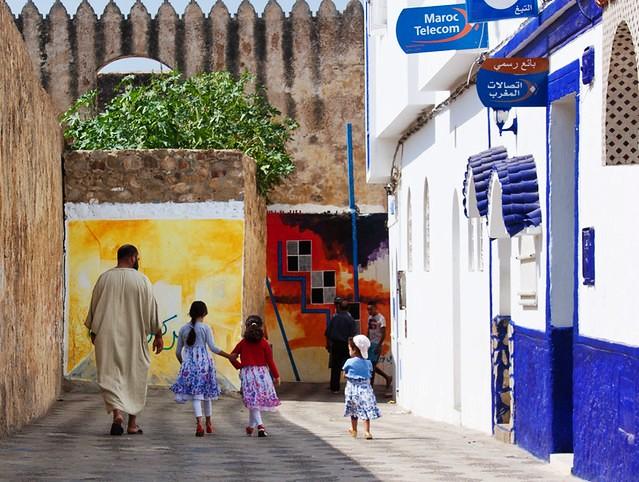 Medina, Asilah, Morocco