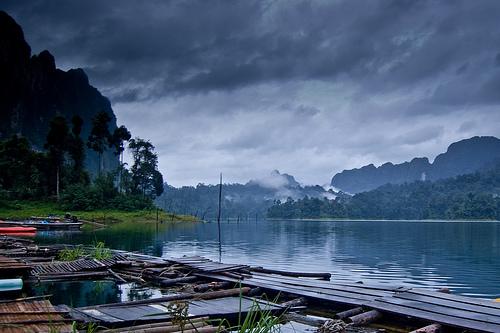 Khao Sok National Park, Southern Thailand