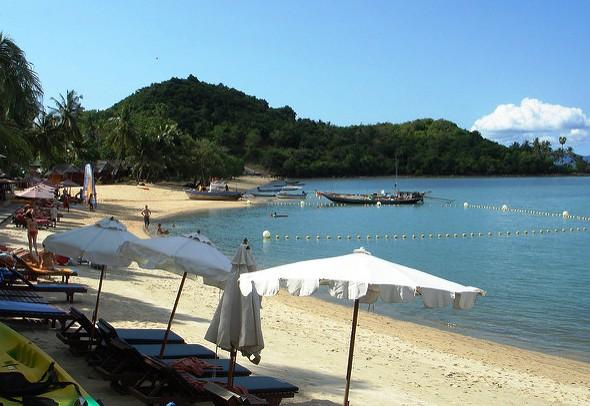 Bophut Beach, Koh Samui, Thailand