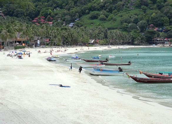 Haad Rin Sunrise Beach, Koh Phangan