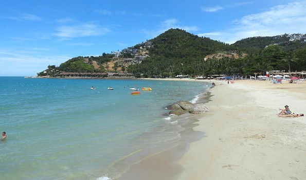 Chaweng Noi Beach, South of Chaweng, Koh Samui, Thailand