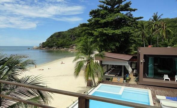 Thong Ta Kian Beach (Crystal Bay or Silver Beach), Koh Samui, Thailand