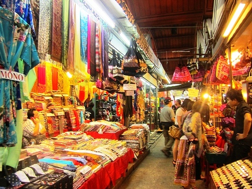Photo of Chatuchak Market in Bangkok